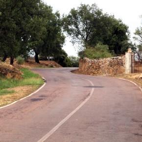 Ciudadanos(C´s)  Cumbres de San Bartolomé exige a la Diputación que actúe en la carretera de acceso al pueblo