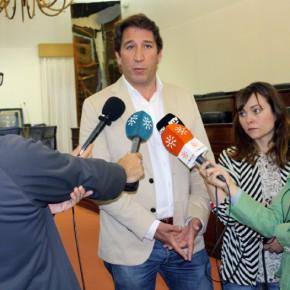 Ciudadanos reclamará que la carretera de Cumbres de San Bartolomé se incluya en Plan de Carreteras de la Diputación