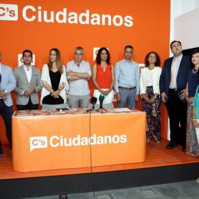 """Manuel Repiso: """"Las reformas que la provincia de Huelva necesita vienen de la mano de Ciudadanos"""""""
