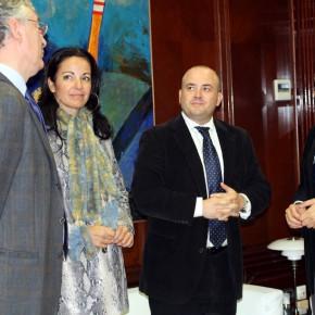 """Ciudadanos apuesta por el Puerto de Huelva como """"motor del desarrollo socioeconómico de Huelva y Andalucía"""""""