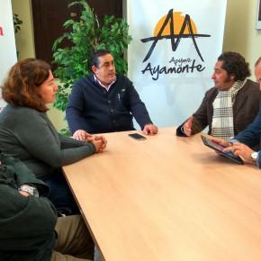 Ciudadanos y la Cámara de Comercio de Ayamonte estrechan relaciones