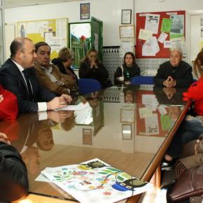 Ciudadanos exige el cumplimiento de los acuerdos adoptados en el 'Casa por Casa' con los vecinos de Santa Lucía