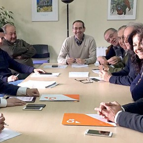 """Julio Díaz: """"El sector cárnico en Andalucía necesita más apoyo y menos trabas"""""""