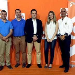 Ciudadanos renueva la junta directiva en la agrupación de Aljaraque