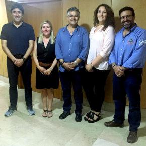 Mario Pérez renueva como coordinador de la agrupación de Ciudadanos en La Palma del Condado