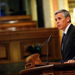 """Ciudadanos reclama en el Congreso """"actuaciones serias, completas y definitivas"""" en el litoral onubense"""
