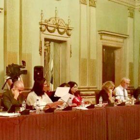 El Pleno del Ayuntamiento aprueba las mociones de Cs sobre bonificación zona ORA y semáforos inteligentes