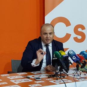 """Julio Díaz (Cs): """"La ministra Tejerina debe oír a los agricultores onubenses y no darles una bofetada sin mano"""""""