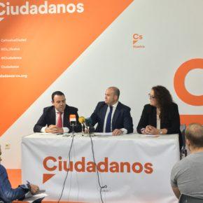 Ciudadanos reclama a la Junta una solución al problema de saturación del IES Pérez Mercader de Aljaraque