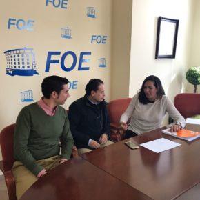 Cs presenta una moción al Pleno para igualar derechos y condiciones de los hosteleros de Huelva
