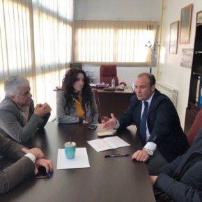 Ciudadanos (Cs) alerta del problema de saturación de los institutos de secundaria de Aljaraque y reclama a la Junta su solución