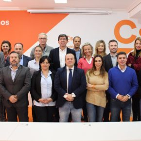 Los onubenses Julio Díaz y Alfredo Martín entran a formar parte del comité autonómico de Ciudadanos (Cs) Andalucía