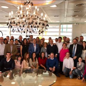 Ciudadanos (Cs) Huelva aumenta su número de afiliados un 14% desde septiembre