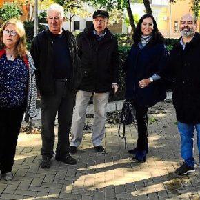 Ciudadanos exige la conexión de viviendas del Parque Moret a la red de alcantarillado