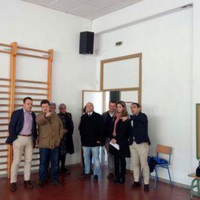 """Ciudadanos (Cs) lleva al Parlamento """"el colapso"""" del IES Fuente Juncal y reclama una actuación integral en el centro"""