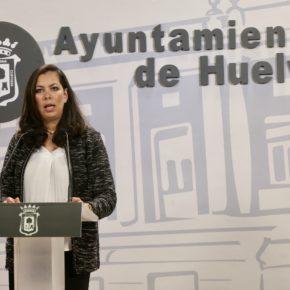 """María Martín (Cs): """"en Huelva se nos han quitado las dos piscinas públicas al aire libre que teníamos y proponemos tener una al menos"""""""