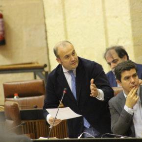 """Ciudadanos (Cs) advierte de que el trasvase es """"fundamental"""" para aliviar la presión sobre el acuífero de Doñana"""