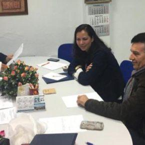 """Martín (Cs) denuncia que """"para el Ayuntamiento hay una Huelva de primera y una de segunda"""" tras reunirse con vecinos de Vicente Yañez Pinzón"""