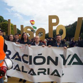 """Julio Díaz (Cs) reitera en Huelva el """"compromiso"""" de Ciudadanos por la equiparación salarial"""