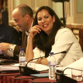 """María Martín (Cs): """"seguiremos teniendo un monumento abandonado, como lleva 13 años"""""""