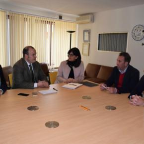 """Ciudadanos (Cs) traslada su """"compromiso"""" a la Universidad para desarrollar """"los retos beneficiosos para Huelva"""""""