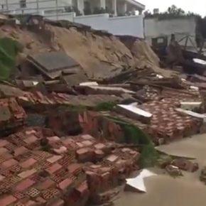 """Ciudadanos (Cs) Punta Umbría reclama una reunión """"urgente"""" entre el Gobierno, la Junta y el Ayuntamiento tras el temporal"""