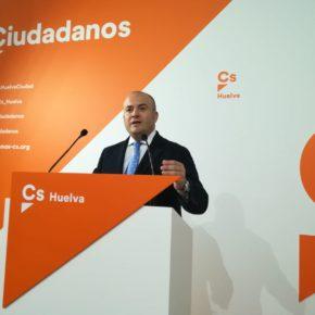 """Julio Díaz: """"Susana Díaz tiene muchos deberes pendientes con la provincia de Huelva. No hay excusas tras el cambio de gobierno en la Moncloa"""""""
