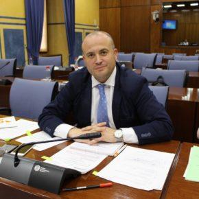 """Julio Díaz (Cs): """"La estabilidad y la bajada de impuestos consolidan la creación de empleo en la provincia de Huelva"""""""