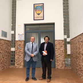 Ciudadanos (Cs) llevará al Parlamento los problemas estructurales del CEIP Galdames de Ayamonte