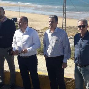 """Ciudadanos (Cs) exige a Grávalos que """"reúna a todas las partes"""" para buscar soluciones """"a largo plazo"""" para la playa de Mazagón"""