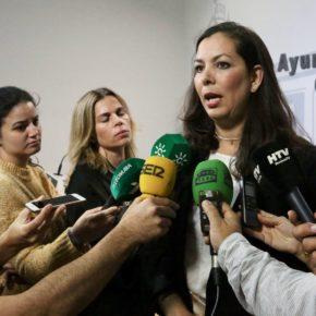 """Ciudadanos (Cs) eleva al Pleno que se retrase al verano la obra del Diego Lobato """"que es cuando menos se usa"""""""