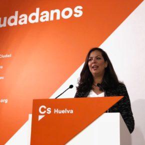 """María Martín (Cs): """"Hablar de mejoras de limpieza a 8 meses de las elecciones define la estrategia de los cuatro años"""""""