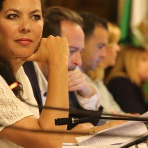 """Martín Leyras (Cs): """"Parece que nuestra moción de los parques infantiles en el Matadero se va a cumplir"""""""