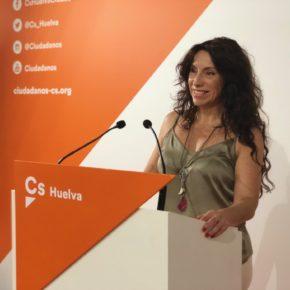 """Rocío Ruiz (Cs): """"El cambio político en Andalucía no solo es inevitable sino también necesario"""""""