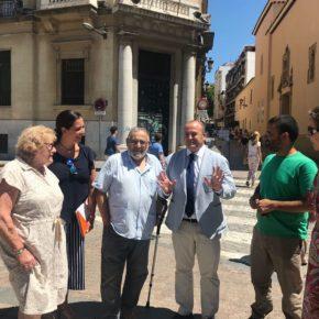 Ciudadanos (Cs) pregunta en el Parlamento por el desarrollo del plan museístico en Huelva
