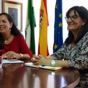 """María Martin (Cs) califica como """"muy positivos"""" los """"proyectos cumplidos"""" en el último año de la UHU"""