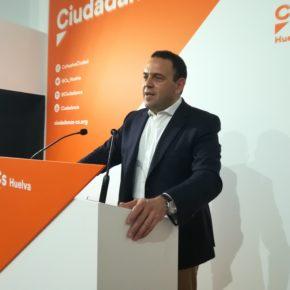 Ciudadanos (Cs) Aljaraque critica la negativa del Ayuntamiento a establecer medidas para la conservación del patrimonio minero de la localidad