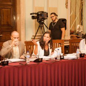 """María Martín (Cs) critica el """"inmovilismo"""" del gobierno socialista al rechazar el PERI de la calle Cervantes"""