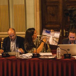 """Ciudadanos (Cs) denuncia la falta de planificación en las obras del puente del Odiel y critica el """"aislamiento"""" que provoca en Aljaraque"""