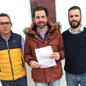 """Andrés Otero (Cs) acusa a la alcaldesa de Niebla de """"mentir"""" con los datos del paro para """"mantener el sillón"""""""