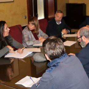 """María Martín (Cs) valora """"positivamente"""" la primera reunión de los grupos políticos municipales y provinciales para defender las Infraestructuras de Huelva"""