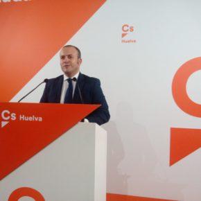 """Julio Díaz (Cs) aplaude el """"refuerzo"""" para la Dependencia con la contratación de personal para el Servicio Andaluz de Teleasistencia"""