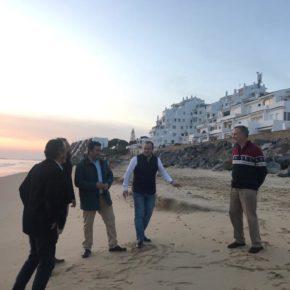 """Julio Díaz (Cs) critica que el Secretario de Estado de Infraestructuras venga a Huelva """"con las manos vacías a hacer campaña con dinero público"""""""