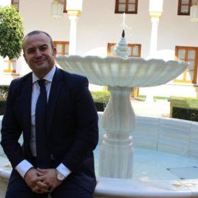 Julio Díaz (Cs) felicita a la familia de García Palacios por el reconocimiento a título póstumo como Hijo Predilecto de Andalucía