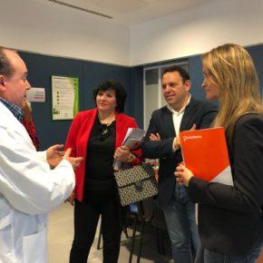 Hermoso (Cs) defiende la necesidad del Plan Nacional contra la Despoblación para afianzar la población de la Sierra de Huelva
