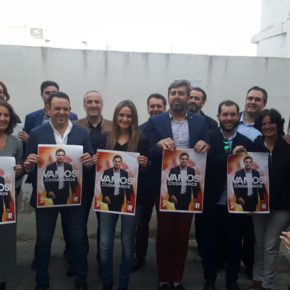 """Carlos Hermoso (Cs): """"El día 28 Huelva tiene una cita con la Historia"""""""