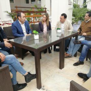 """Carlos Hermoso (Cs) propone """"un plan de intervención inmediata en las playas con financiación consolidada"""""""