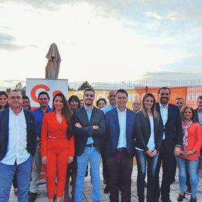 """Francisco Moreno (Cs): """"Queremos que Aljaraque deje de ser una ciudad dormitorio para convertirla en una ciudad de servicios"""""""