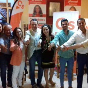 María José Griñolo (Cs) propone la elaboración de un Plan de Desarrollo Local para combatir el desempleo en Trigueros