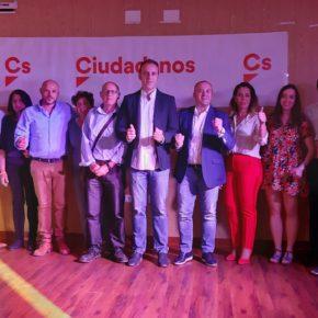 """Israel Medina (Cs) ofrece """"política útil, gestión y transparencia"""" para el Ayuntamiento de Cartaya"""